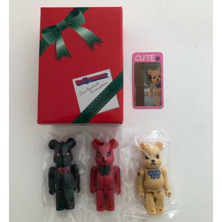 ベアブリック クリスマス限定商品+シリーズ1 キュート