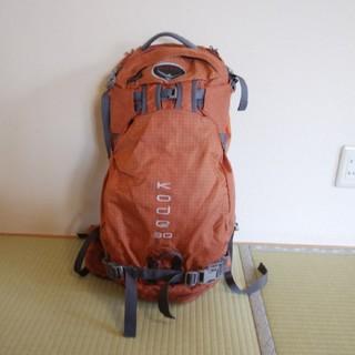 オスプレイ(Osprey)のOSPREY kode30(登山用品)