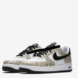 NIKE - Air Force 1 cocoa snake 28.5cm