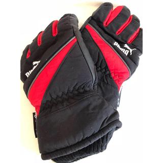 プーマ(PUMA)のプーマPUMA子供用スキーグローブ(手袋)