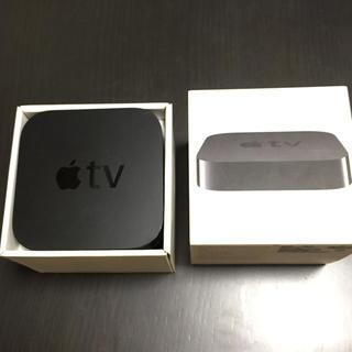 アップル(Apple)の送料無料 Apple TV 第2世代 MC572J/A A1378(テレビ)