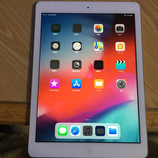 iPad air 128G docomo 美品(タブレット)