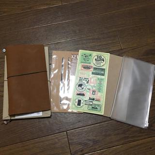 トラベラーズノート♡レギュラーサイズ(手帳)
