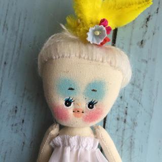 マドモワゼルやぁこ ドール ホワイト(人形)