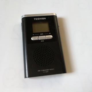 東芝 ty-spr1 ラジオ(ラジオ)