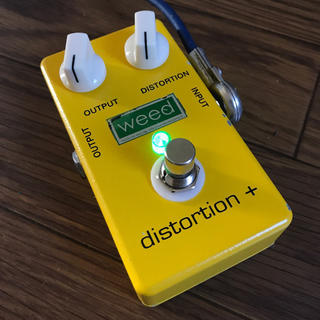 ボス(BOSS)のWeed MXR distortion+ Mod(エフェクター)
