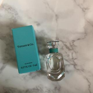 ティファニー(Tiffany & Co.)のTiffany 新作香水🌈💗(香水(女性用))