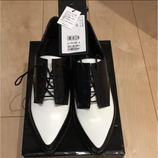 ドロシーズ(DRWCYS)のドロシーズ  オックス シューズ 新品 タグ付き(ローファー/革靴)