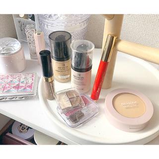 レブロン(REVLON)の化粧品 まとめ売り 新品未使用あり 週末セール🐻(ファンデーション)