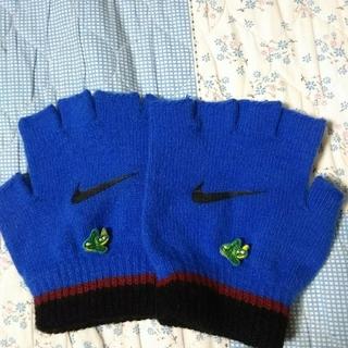 ナイキ(NIKE)のナイキ手袋  19㎝   キッズ手袋    (手袋)