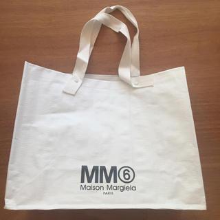 エムエムシックス(MM6)のマルジェラ ショップバッグ(ショップ袋)