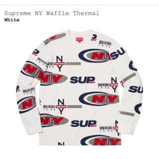 Supreme - Supreme NY Waffle Thermal M