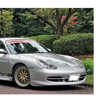ポルシェ(Porsche)の☆ポルシェ911カレラ2 GT3仕様 車検H31.5月☆(車体)