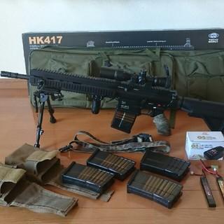 マルイ(マルイ)の東京マルイ HK417 次世代 アーリーバリアント フルセット(電動ガン)