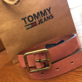 TOMMY HILFIGER - TOMMY JEANS ベルト