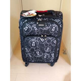 アメリカンツーリスター(American Touristor)のお値下げ!ミッキー  キャリー  旅行かばん サイドスピナー21 スーツケース(スーツケース/キャリーバッグ)