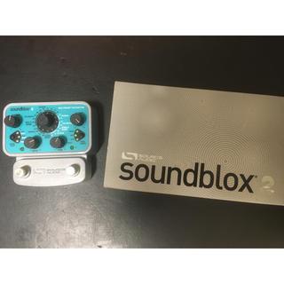 Source Audio Soundblox2 SA220 ディストーション(エフェクター)