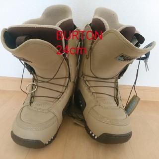 バートン(BURTON)のバートン レディース ブーツ 24cm(ブーツ)