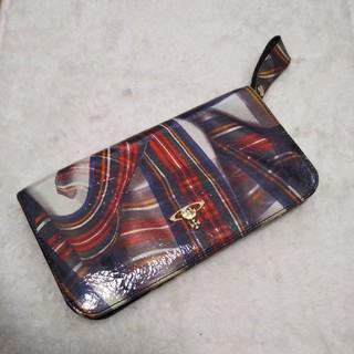 ヴィヴィアンウエストウッド(Vivienne Westwood)の美品!ヴィヴィアン ウエストウッド 長財布 マルチカラー (財布)