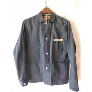 エンジニアードガーメンツ(Engineered Garments)のLYBRO Nigel Cabourn ワークジャケット(カバーオール)