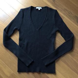クーカイ(KOOKAI)のKOOKAI ブラックのニット(ニット/セーター)