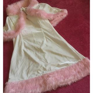 デイジーストア(dazzy store)の週末値下 クリスマス ホワイトサンタ コスプレ(衣装一式)