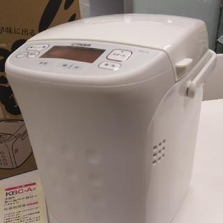 タイガー(TIGER)のタイガー ホームベーカリー KBC-A100 未使用品(ホームベーカリー)