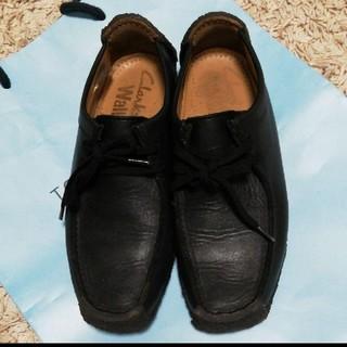 クラークス(Clarks)のClarks クラークス ワラビー 23cm ウォーキングシューズ レディース(ローファー/革靴)