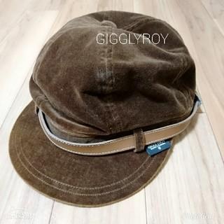 ジグリーロイ(GIGGLYROY)のGIGGLYROY 帽子(キャップ)