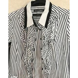ゴーサンゴーイチプーラファム(5351 POUR LES FEMMES)のOLシャツ(シャツ/ブラウス(長袖/七分))