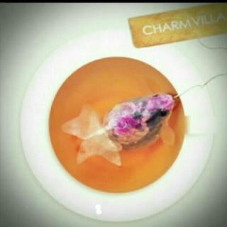 値下げ!金魚ちゃん 台湾 子村荘園 CHARM VILLA 金魚 台湾 高級茶(茶)