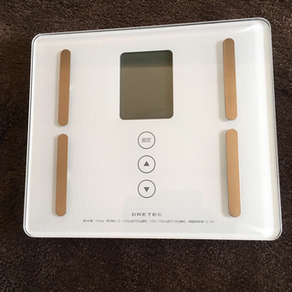 DRCTEC 体重体組成計 プティプラス(体重計/体脂肪計)
