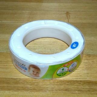 アップリカ(Aprica)のアップリカ におわなくてポイ 専用カセット一巻(紙おむつ用ゴミ箱)