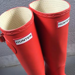 ハンター(HUNTER)のHUNTER レアカラー♡(レインブーツ/長靴)
