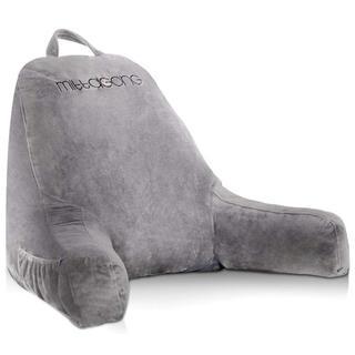 ベッド用 背もたれ クッション 腰に優しい 座椅子 (座椅子)