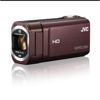 ケンウッド(KENWOOD)のケンウッド JVC ビデオカメラ 32GB  V675(ビデオカメラ)