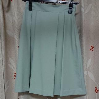 パターンフィオナ(PATTERN fiona)のパターンフィオナ タックスカート(ひざ丈スカート)