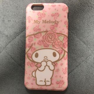 マイメロディ(マイメロディ)のiphone6・6sケース マイメロディ(iPhoneケース)