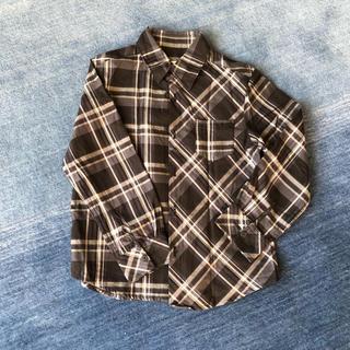 コムサフィユ 長袖シャツ 120(ブラウス)
