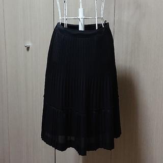 ニジュウサンク(23区)の◇ 23区 プリーツスカート ◇(ひざ丈スカート)
