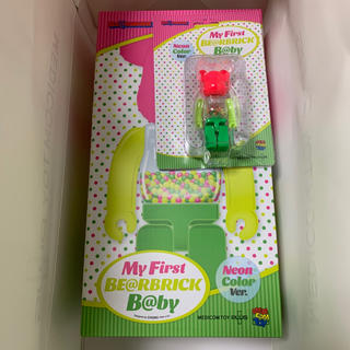 MEDICOM TOY - 即購入OK!MY FIRST BE@RBRICK BABY 100% 400%