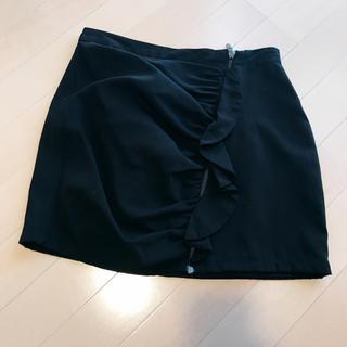 ザラ(ZARA)のスカート(ミニスカート)