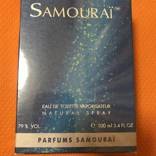 サムライ(SAMOURAI)のSAMOURAI サムライ 100ml(香水(男性用))