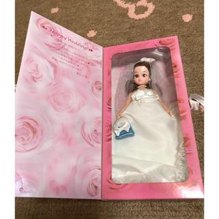 Takara Tomy - リカちゃん 電報 人形 ウェディングドレス
