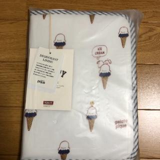 ジェラートピケ(gelato pique)のジェラートピケ × スヌーピー 母子手帳ケース(母子手帳ケース)