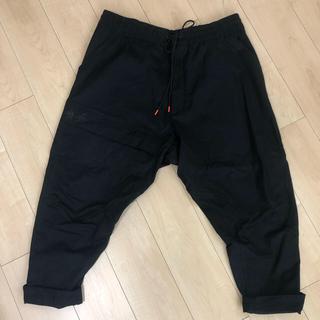 ナイキ(NIKE)のNIKE lab ACG 17aw cropped pants アクロニウム(サルエルパンツ)