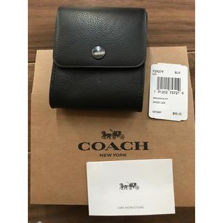 コーチ(COACH)のSALE!COACH F29279 レザー グルーミングキット 大人気!残り一つ(その他)