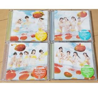 エスケーイーフォーティーエイト(SKE48)のSKE48 意外にマンゴー CD+DVD 初回盤ABCD(アイドルグッズ)