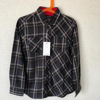 コムサイズム(COMME CA ISM)のコムサイズム 長袖シャツ 130(ブラウス)