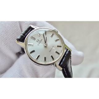 アンティーク OMEGA オメガ 女性用 機械式手巻腕時計 B1753